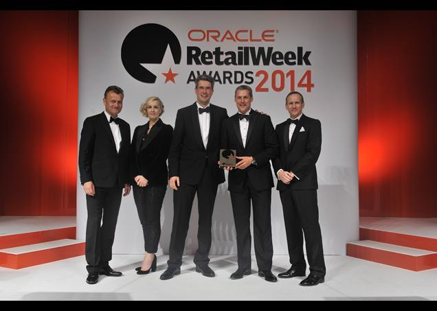 The Oracle Retailer of the Year - Aldi